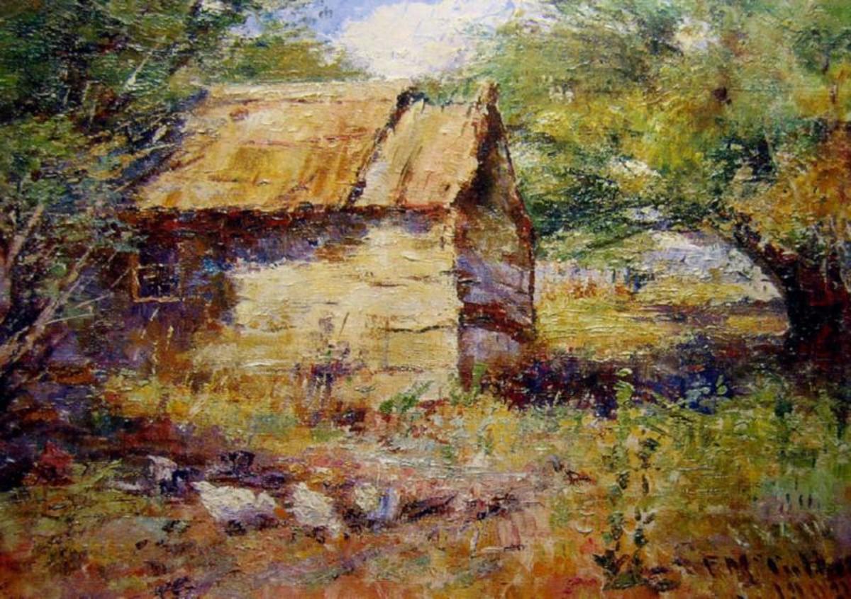 Sheperd's Hut, Macedon