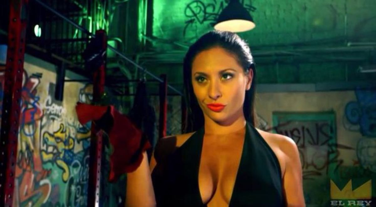 The Women of Lucha Underground