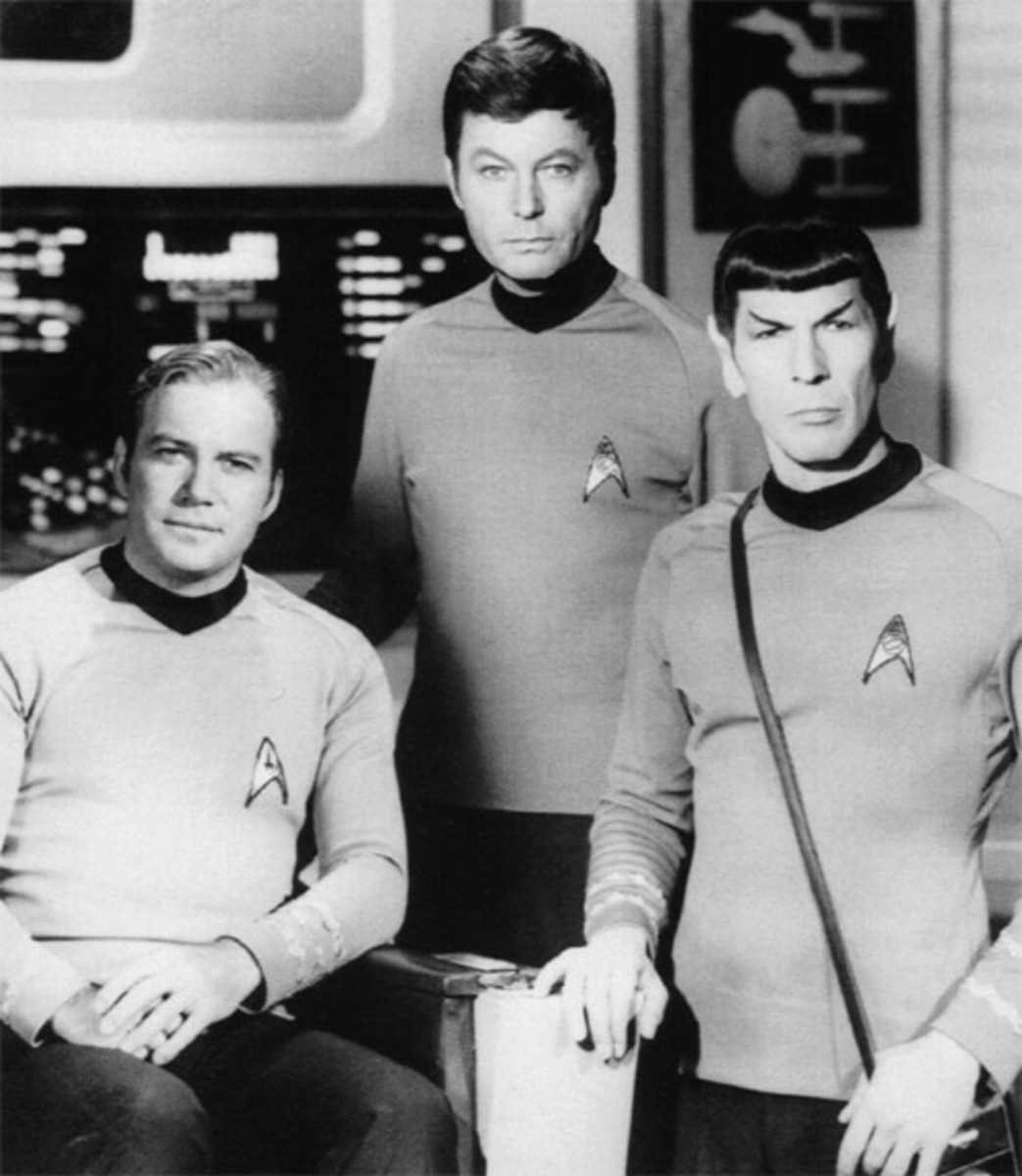 Star Trek TV Series 1966-1969