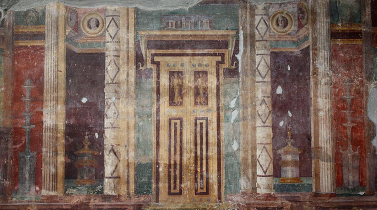 Insula, Domus, Villa. Three Types of Housing in Ancient Rome