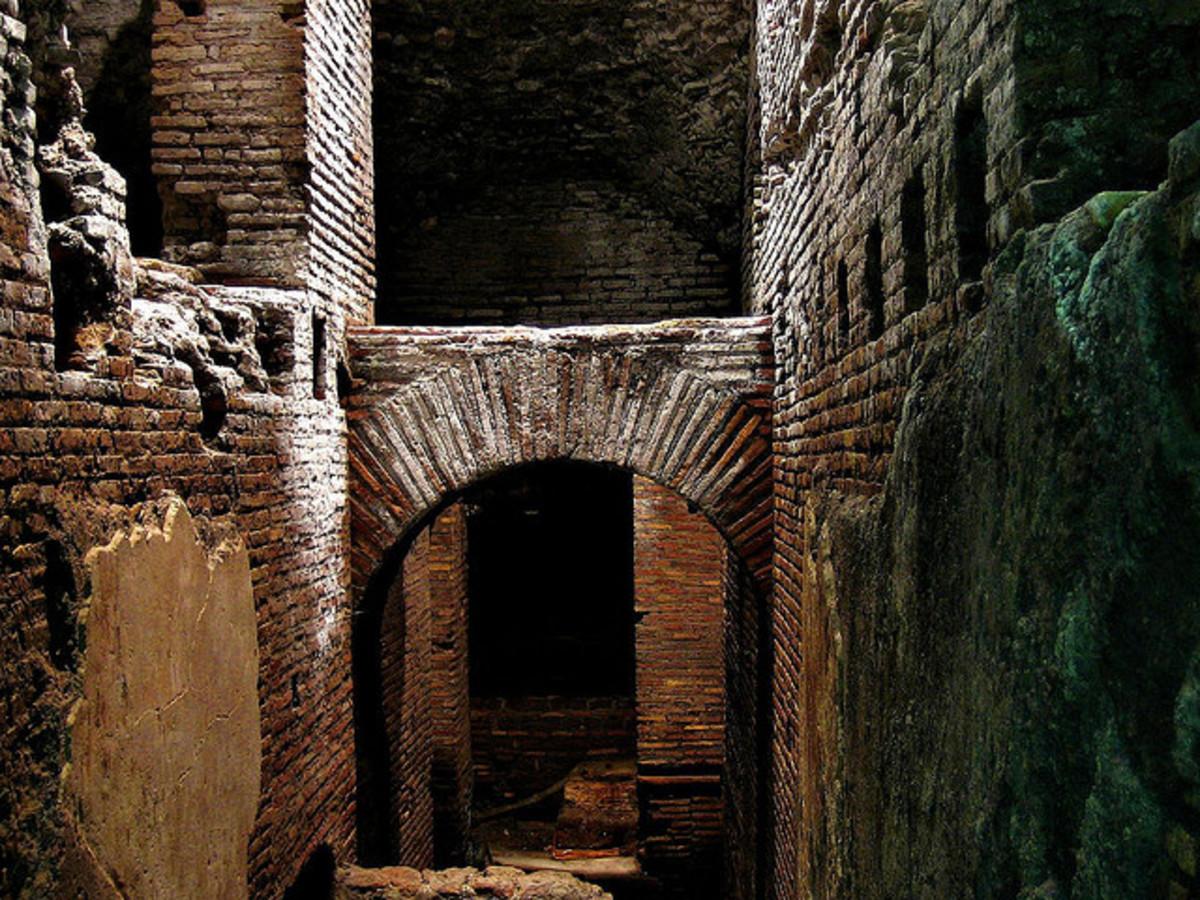 Insulae ruins