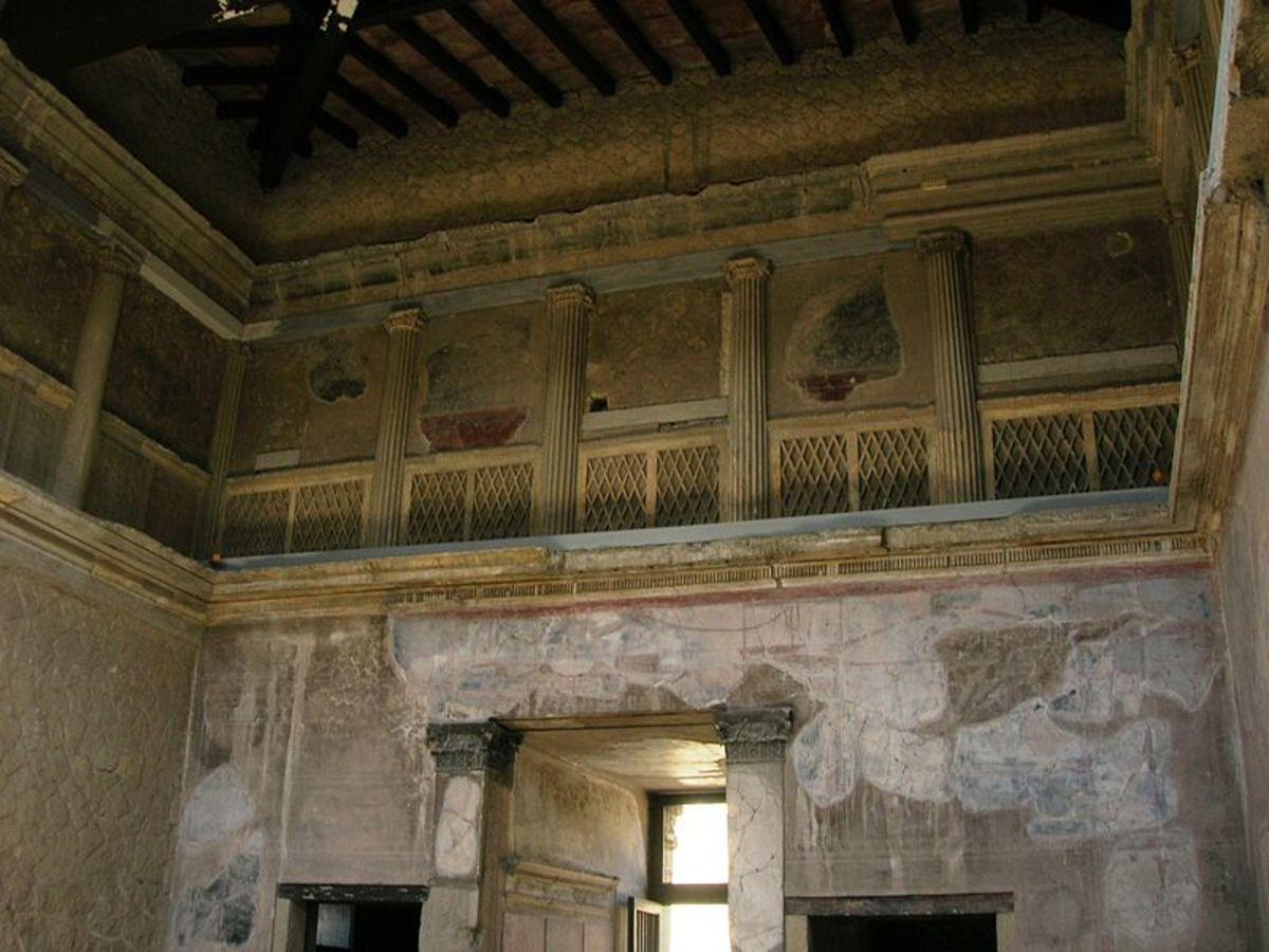 Casa Sannitica, Herculaneum