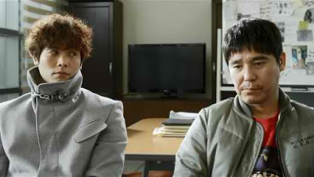 Untochable Lawmen Korean Movie