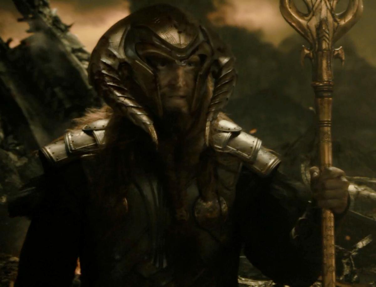 Bor, the Father of Odin and Comic Book Superhero