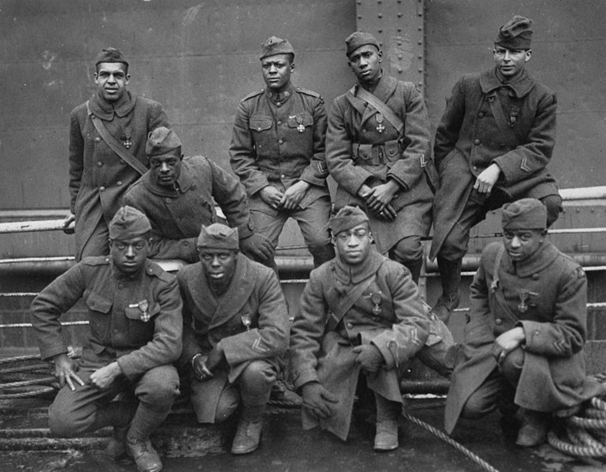 """Roscoe C. Jamison's """"The Negro Soldiers"""""""