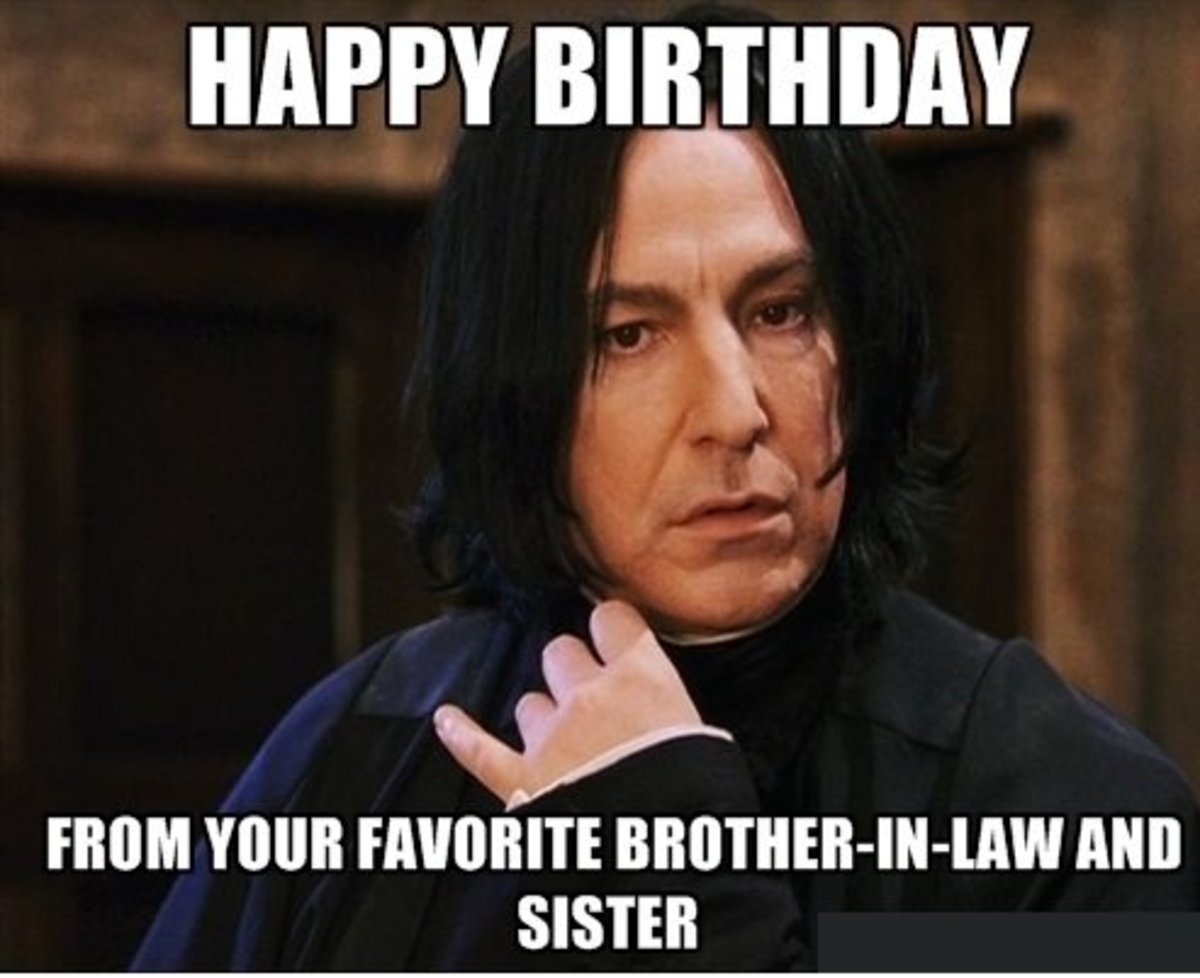Happy Birthday Sister In Law Quotes And Meme Hubpages