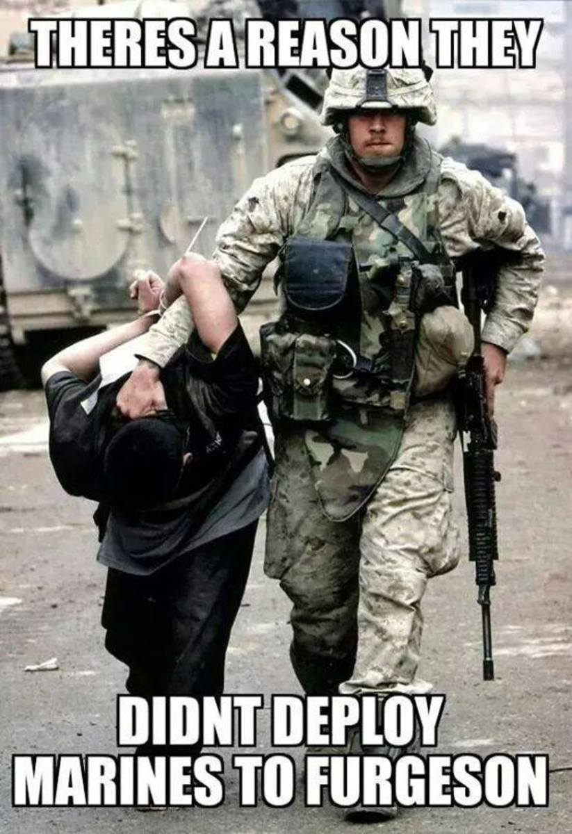 Top 5 Military Humor Pages