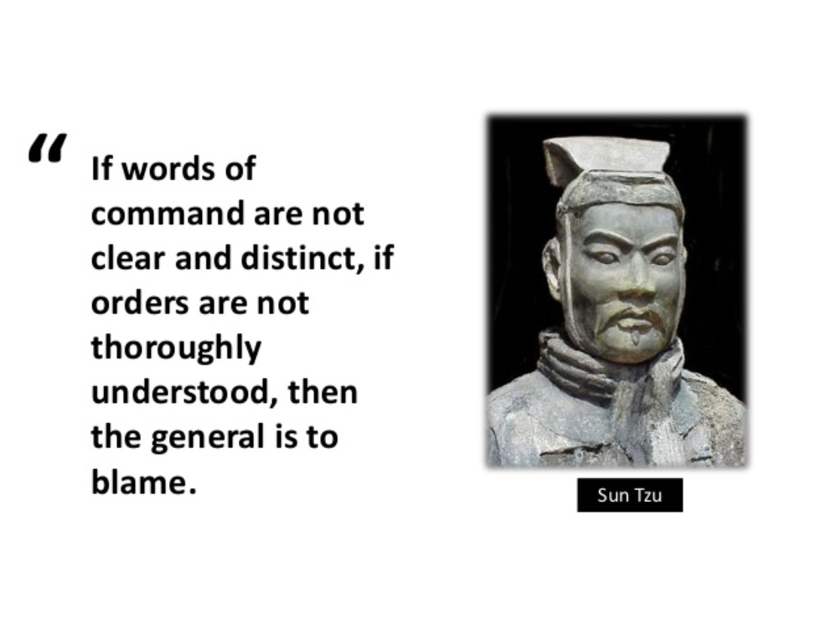 Bad leadership will equate to defeat