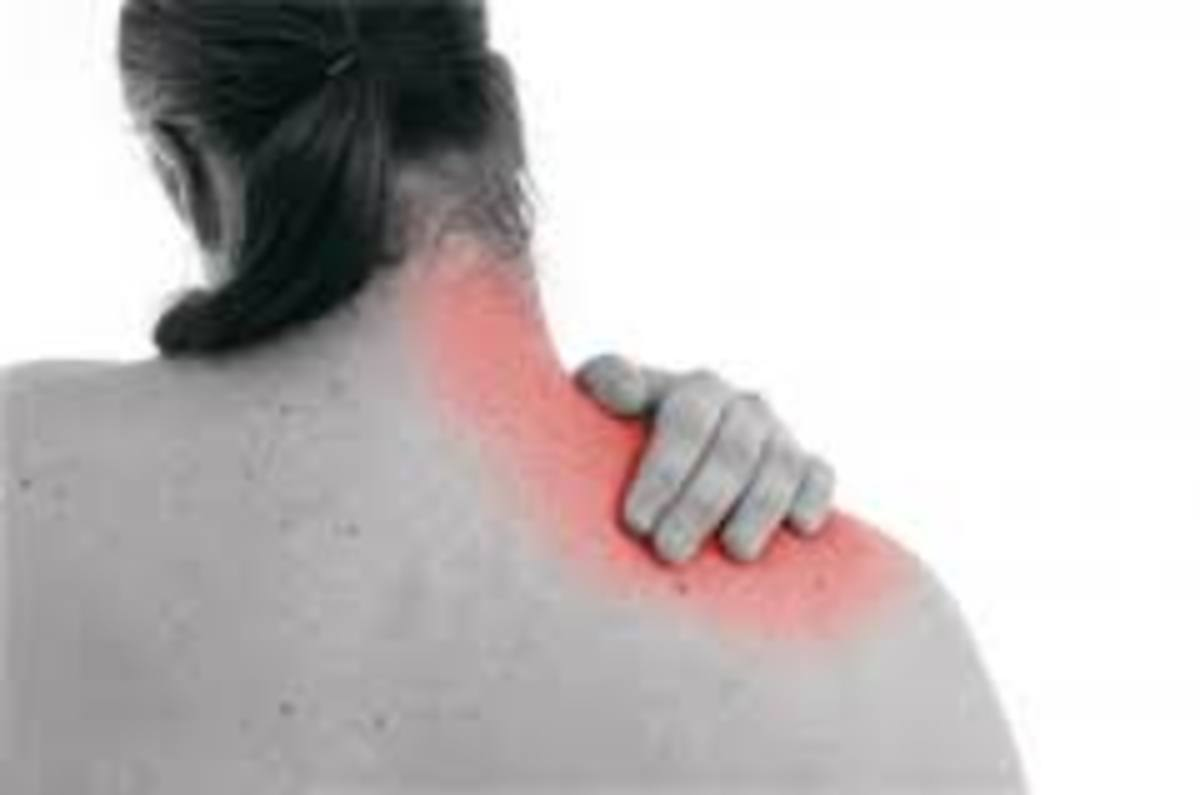 Home Remedy for Shoulder and Neck Pain