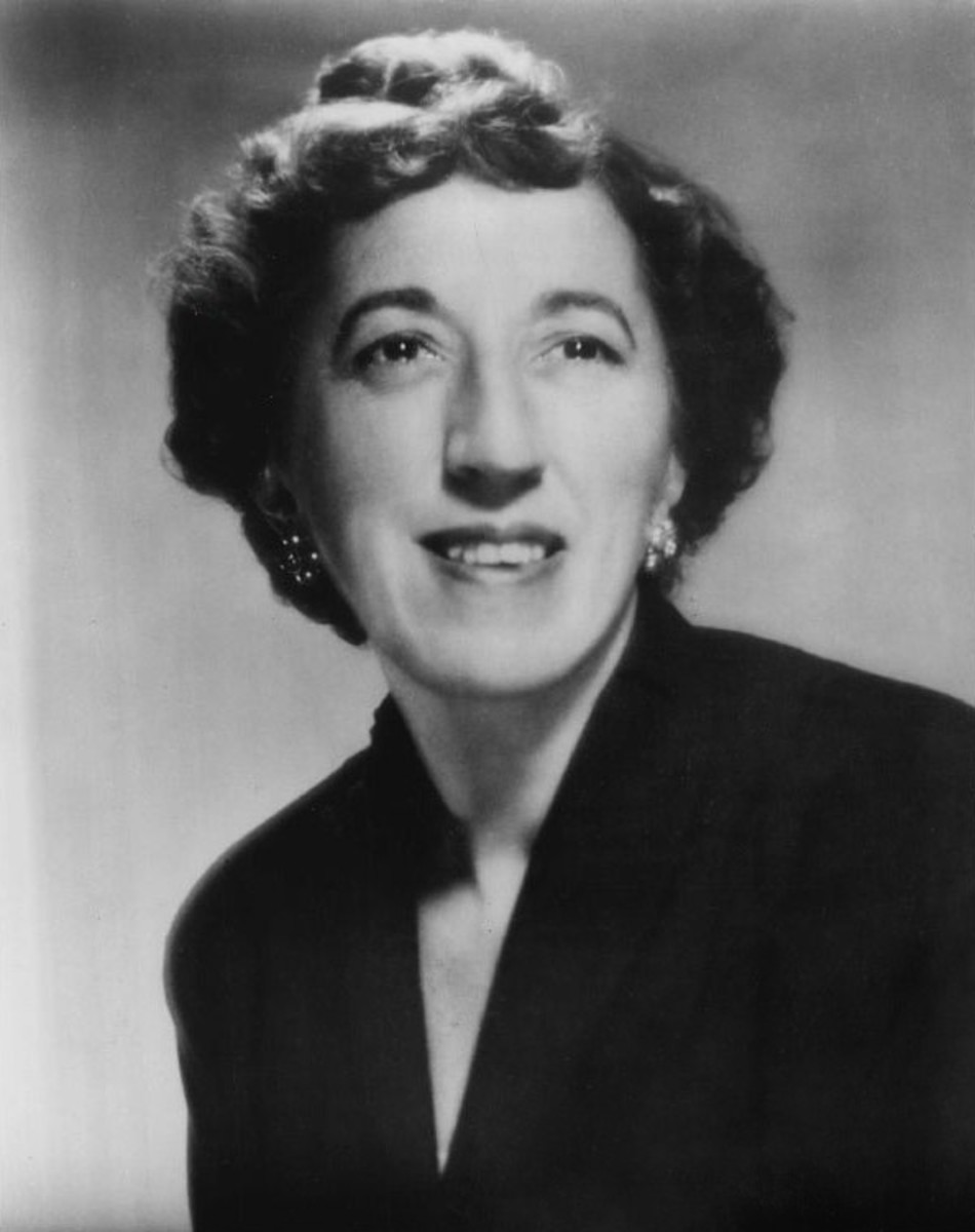 This is the woman behind the scariest witch in the history of films, Margaret Hamilton.