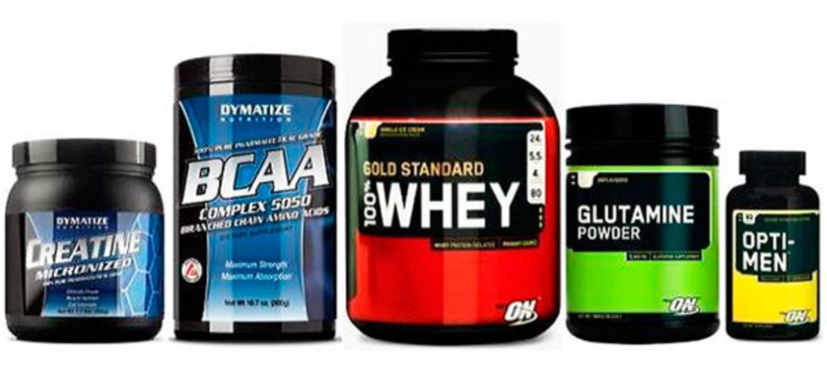 Top Bodybuilding supplements in India