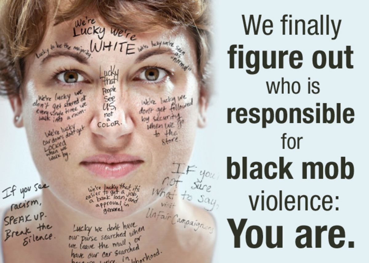 white privilege term paper White privilege and male privilege: in any obvious short-term sense and also allays fears of white people that a paper on white privilege will call them racist.