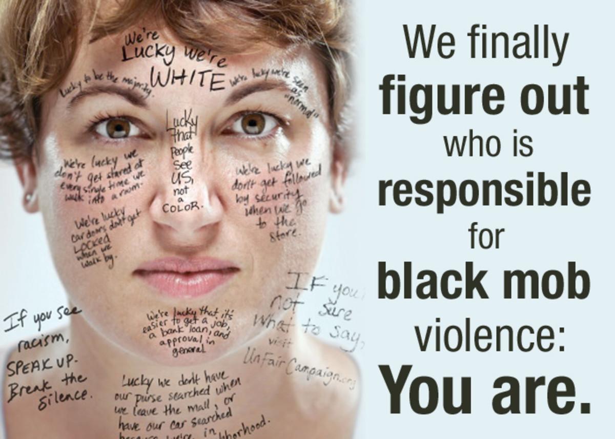 The Myth of White Privilege