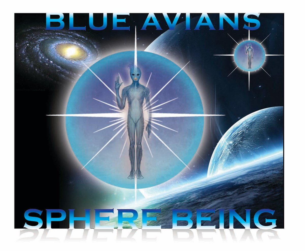 The Blue Avians of the Sphere Being Alliance are an exact match for how the ancient Egyptians described Ra the Sun God.