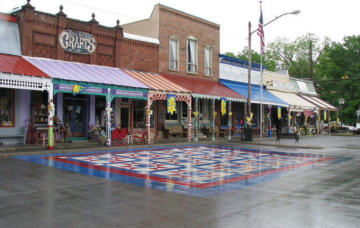 10 Adorable Little Tennessee Towns You Want To Visit
