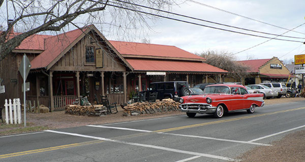 Lieper's Fork, Tennessee