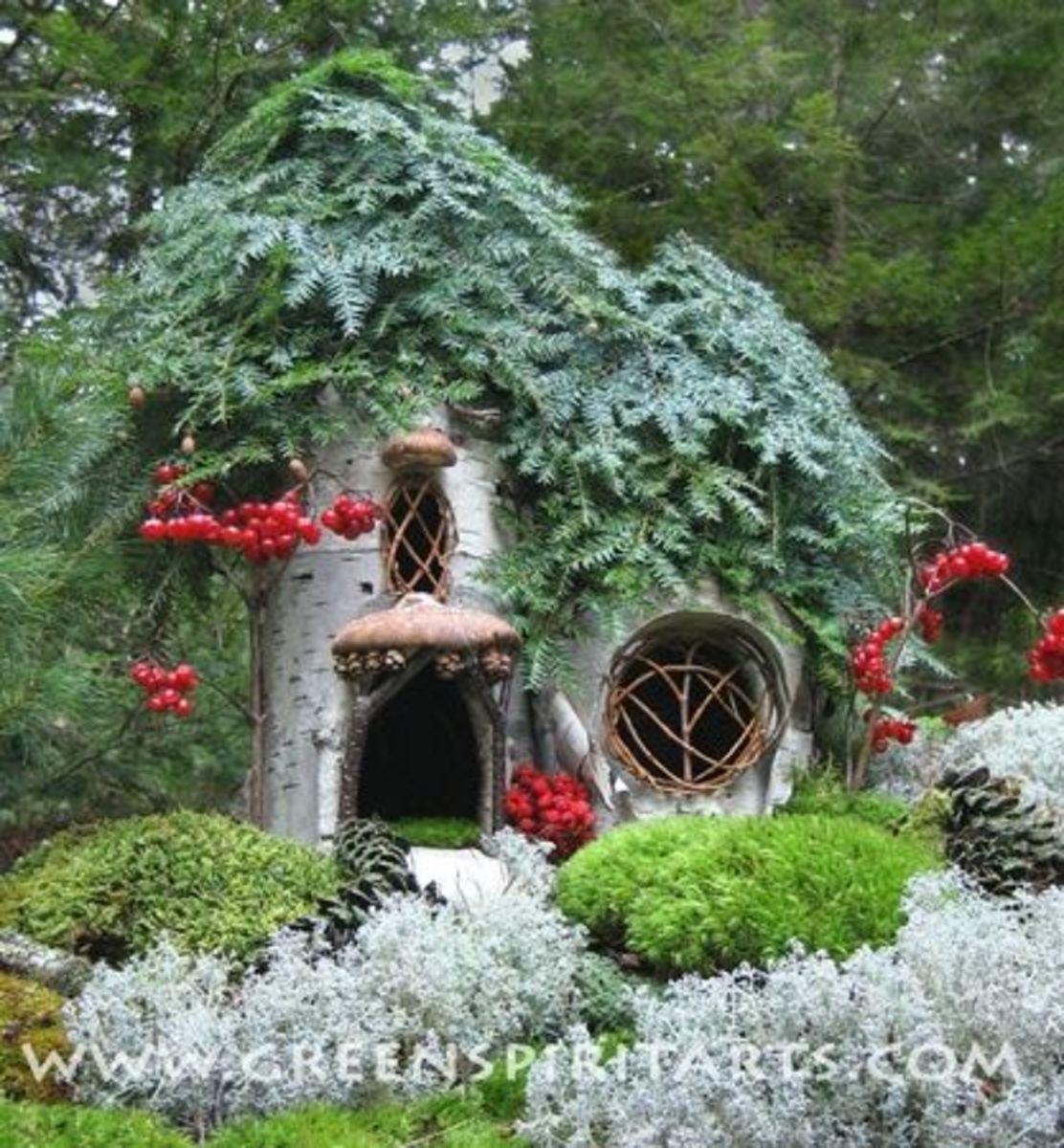 fairy houses hubpages. Black Bedroom Furniture Sets. Home Design Ideas