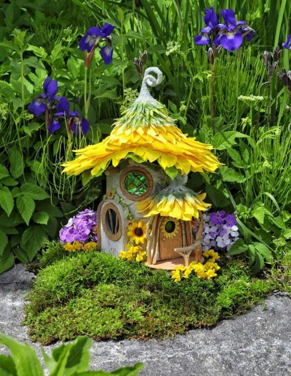 fairy-houses