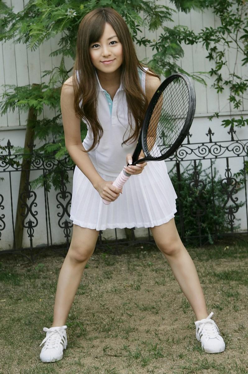 Is Jun Natsukawa ready to play tennis?