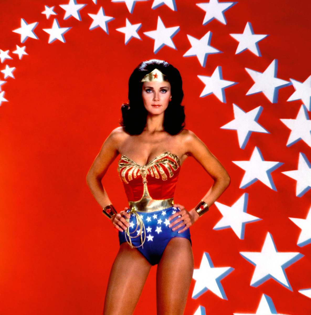 Linda Carter is who everyone thinks of when they talk about Wonder Woman