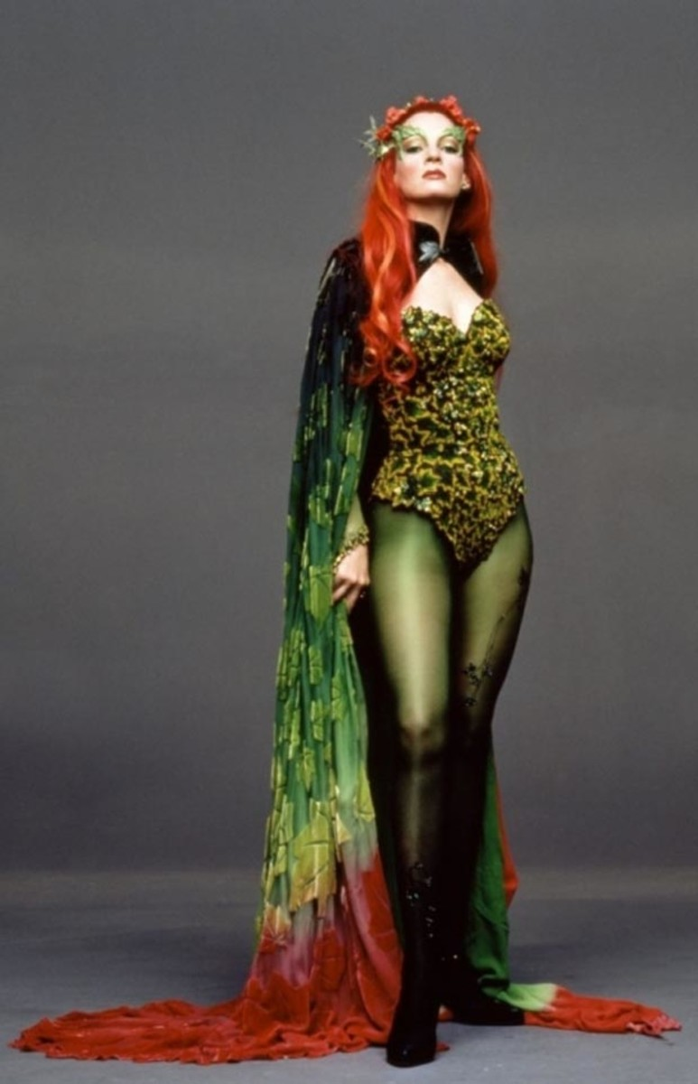 Make your own poison ivy costume diy halloween costume ideas how to make a poison ivy costume for halloween solutioingenieria Image collections