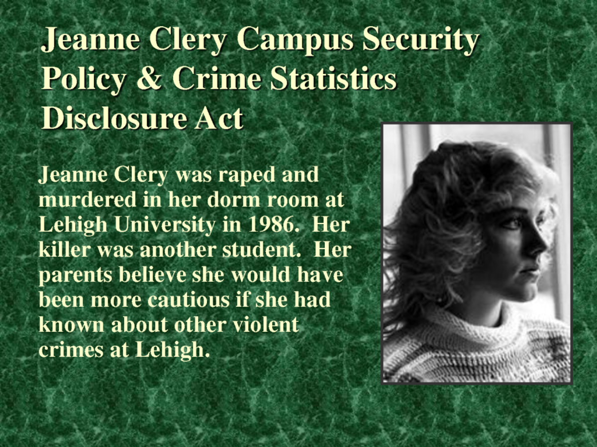 Clery Campus Crime Reports Expose Major School Violence Vulnerabilities