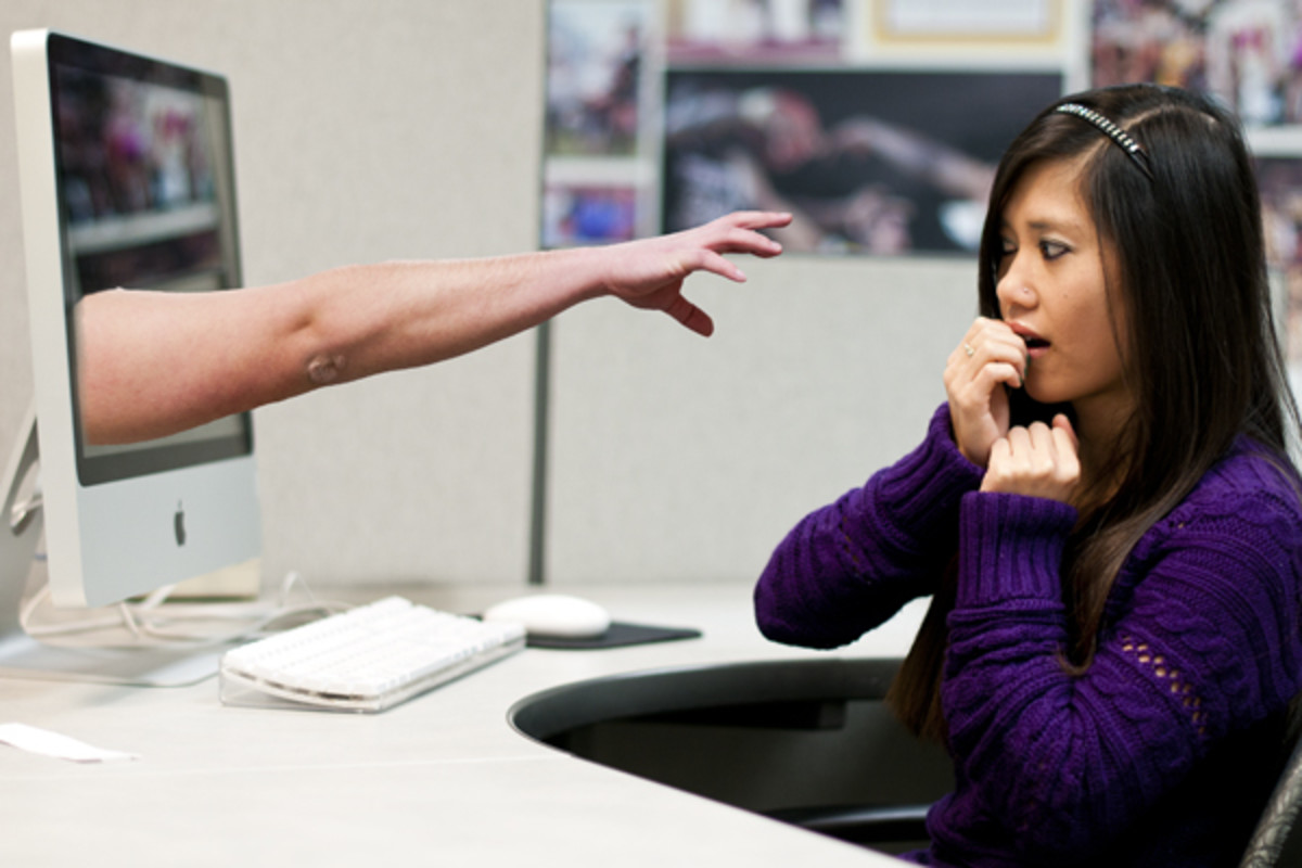 Domestic Violence Victims as a group are vulnerable to Cyberstalking