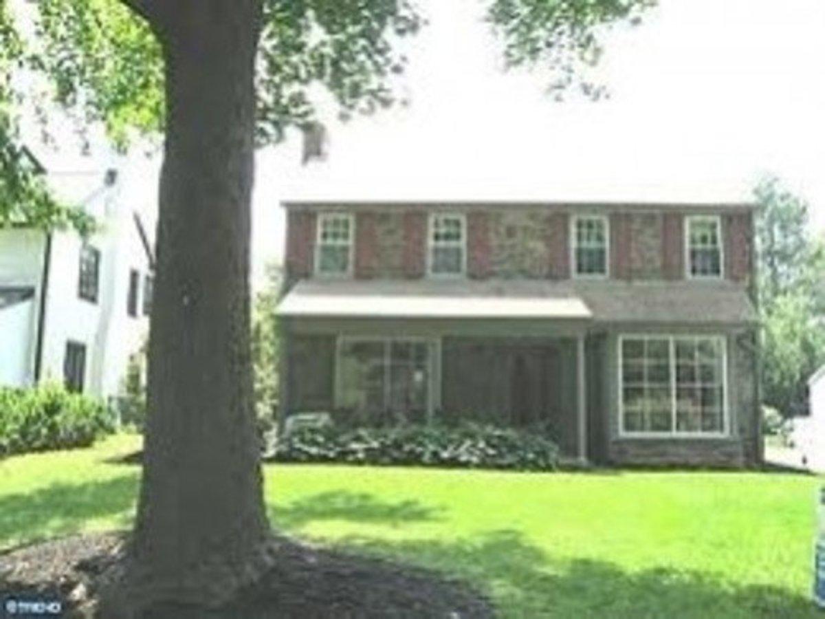Former Rabinowitz home
