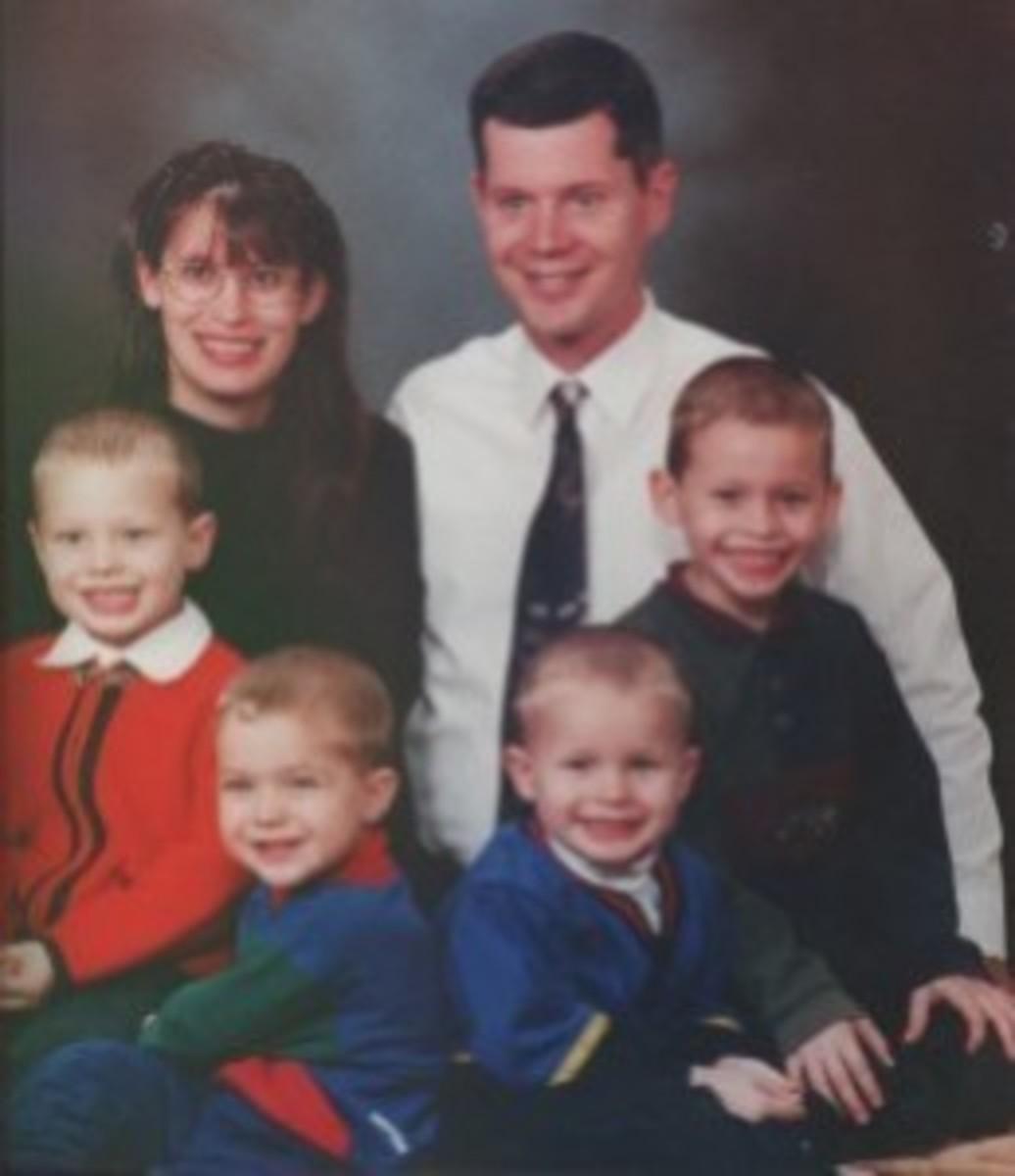Andrea Yates and family