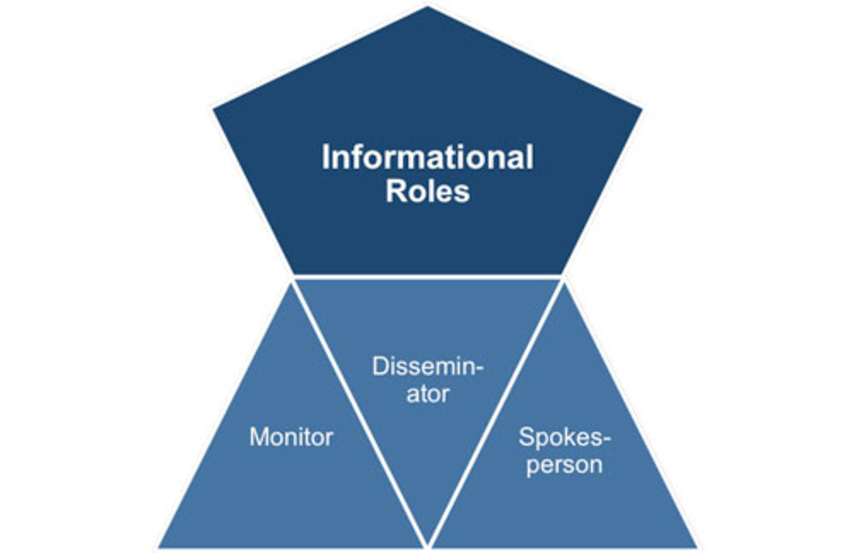 governance and managerial skills and roles