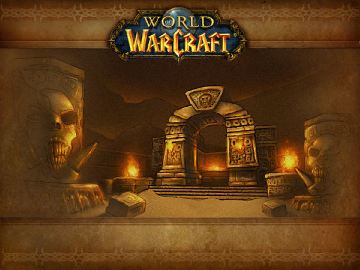 Zul'farrak Dungeon Gold Farming Guide - World of Warcraft