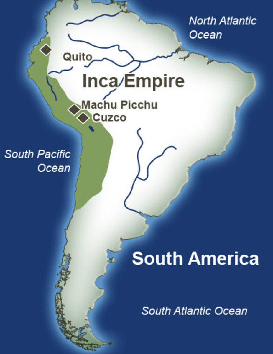 The death of the Inca Empire- a legendary civilisation