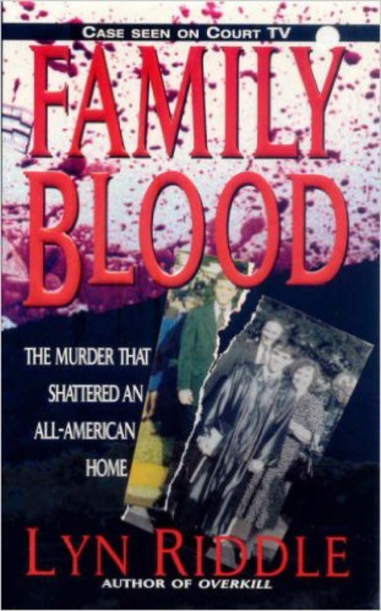 Family Blood by Lyn Riddle