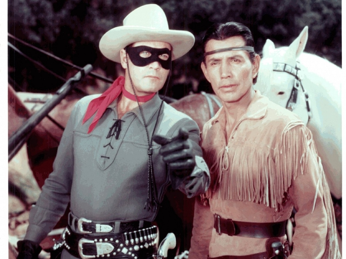 New Proof of 1955 Lone Ranger