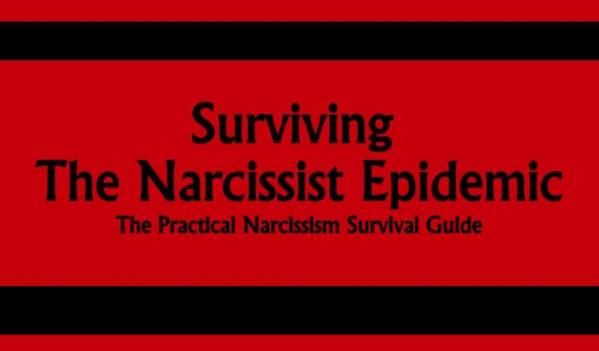 Surviving The Narcissist Epidemic