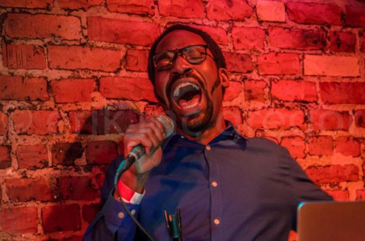 Infinite Finale at Rockwood Music Hall — with Nehemiah Luckett