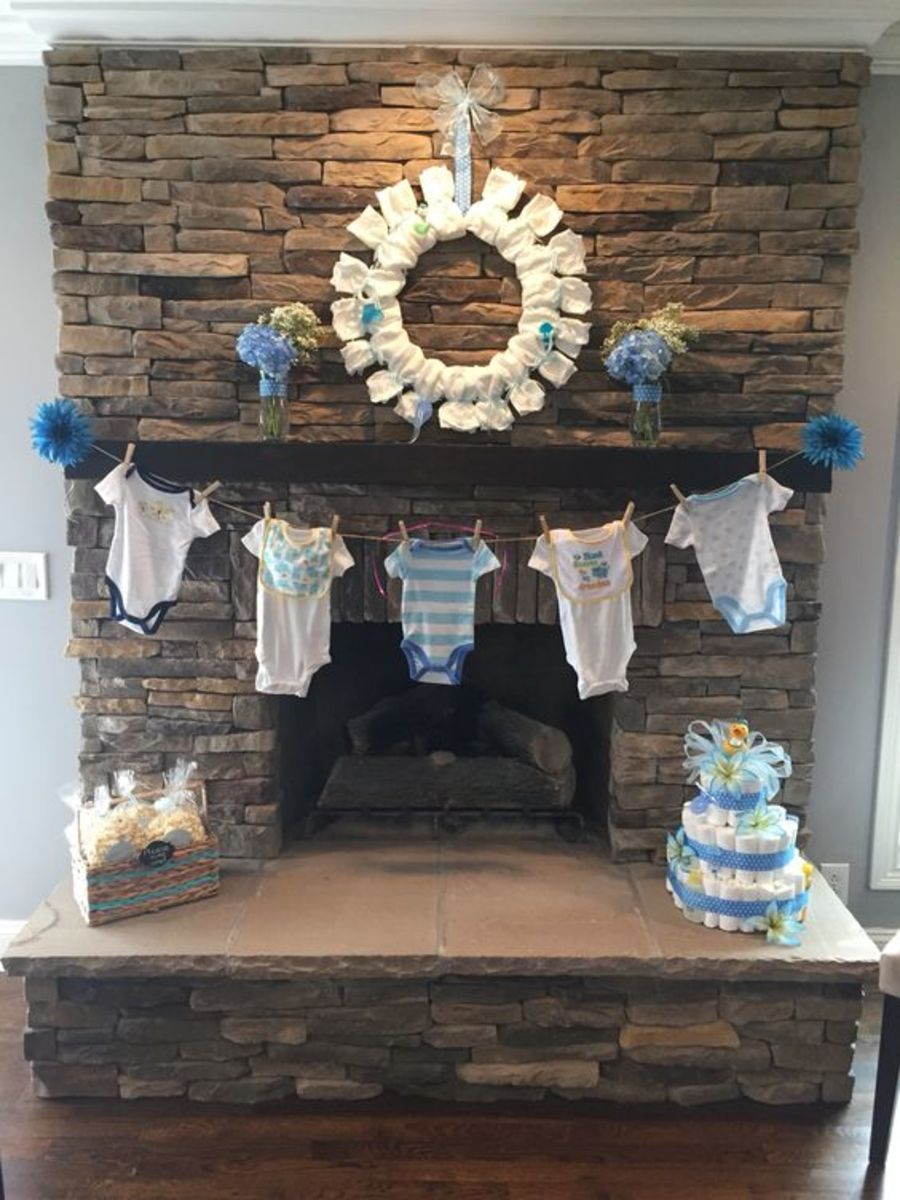 Diy Baby Boy Shower Ideas