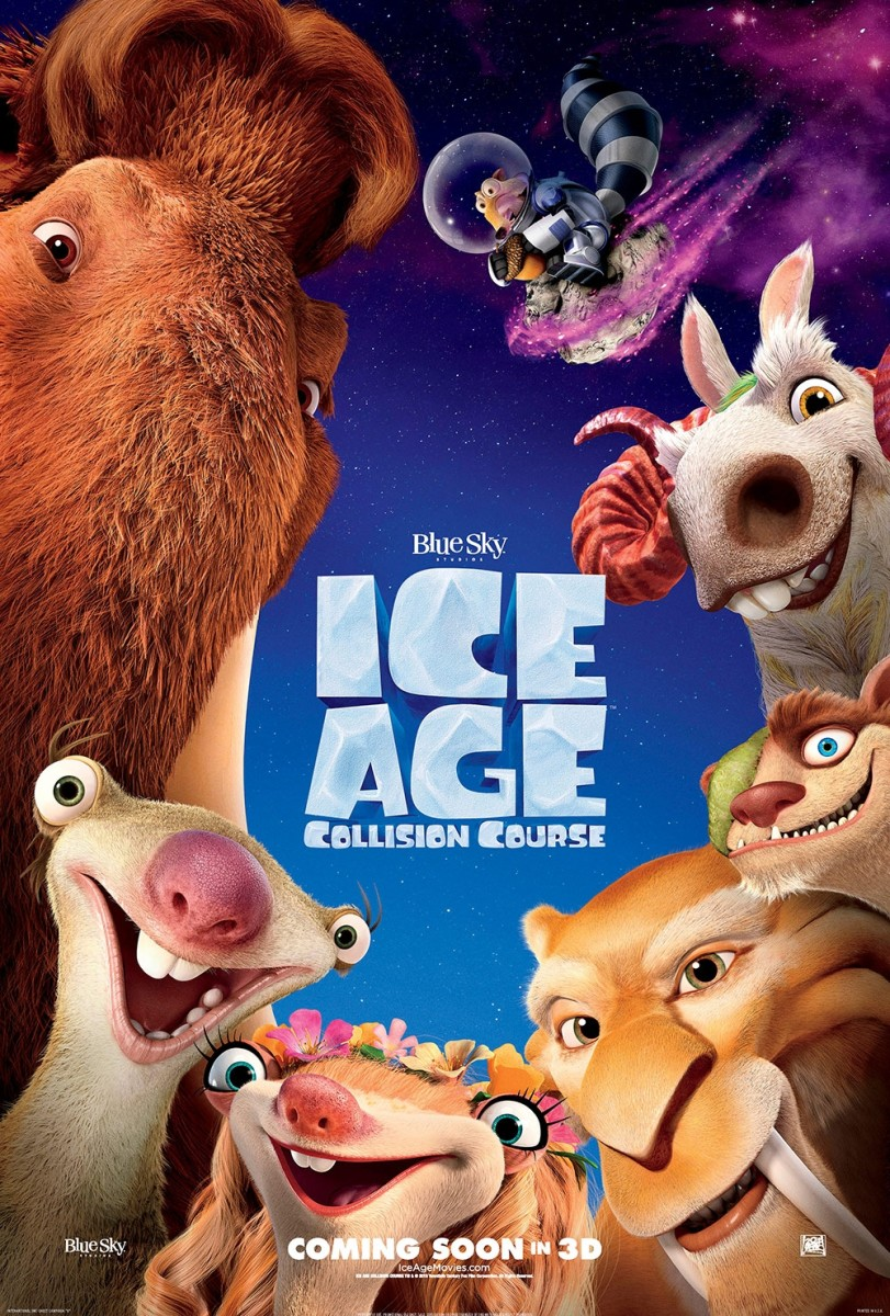 Ice Age - Collision Course: Movie Review