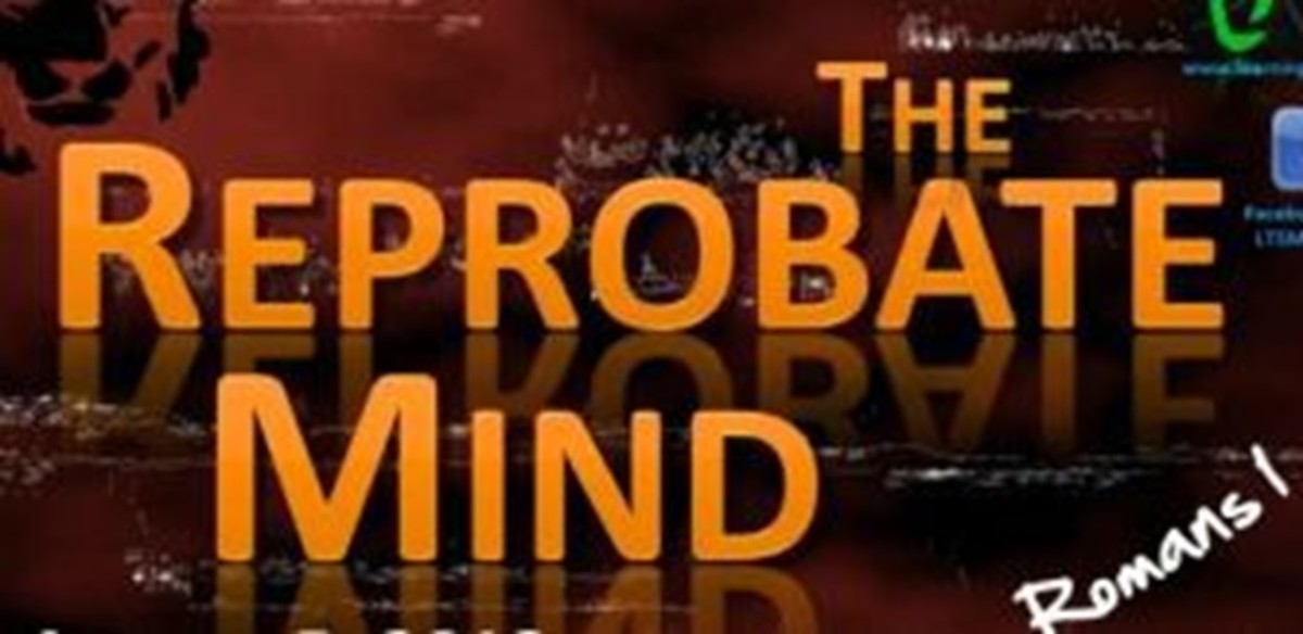 Do I Have A Reprobate Mind? (8/5/2016, Message#39)