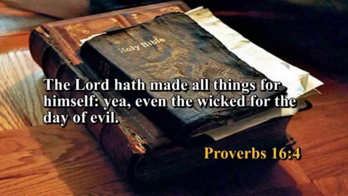 The Word of God Says So!!