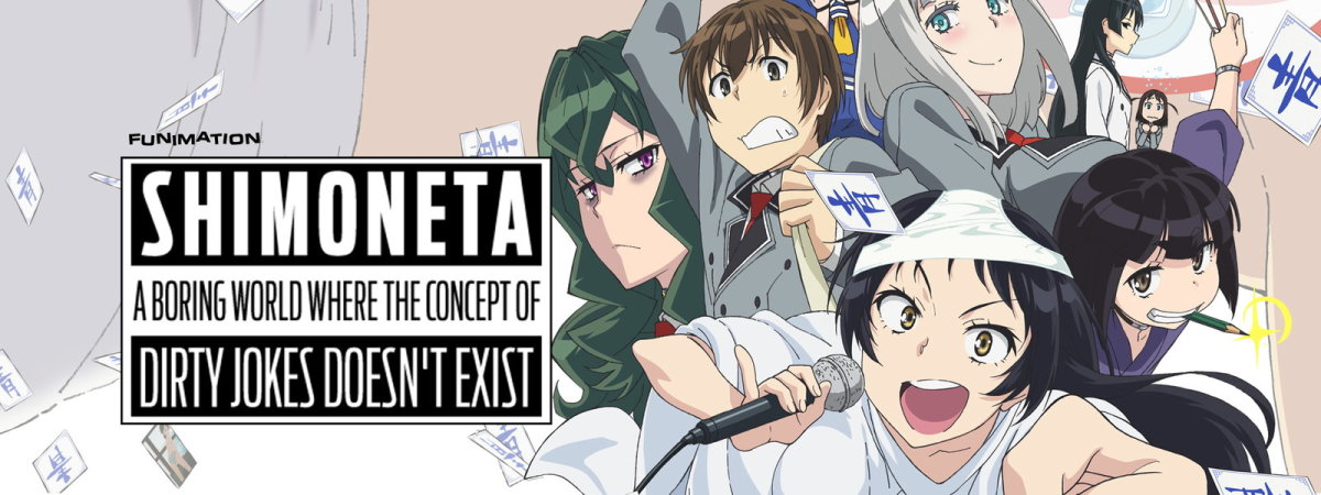 Full Anime Series Review: Shimoneta: A Boring World Where the Concept of Dirty Jokes Doesn't Exist