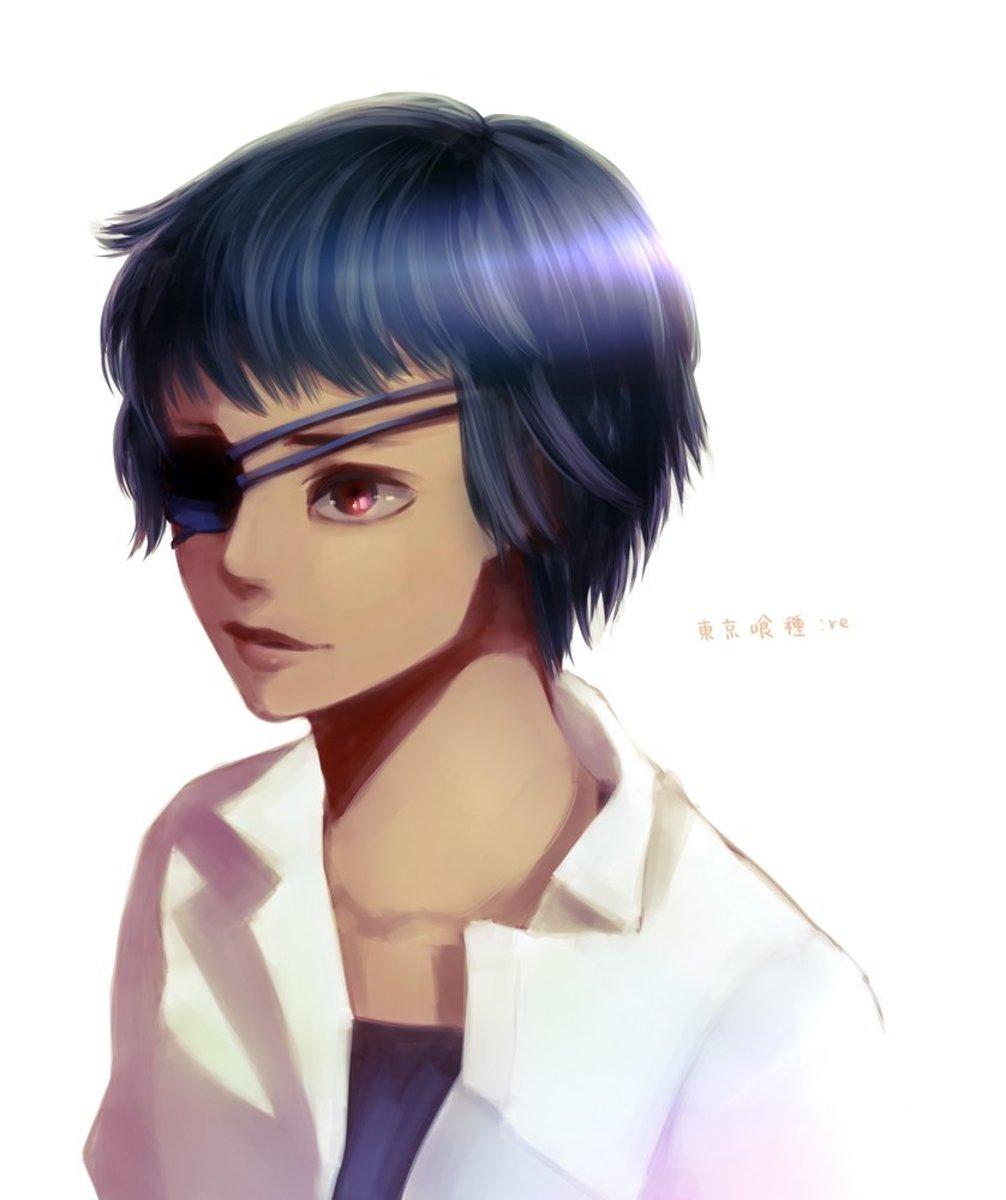 "Hanada Ryo's thank-you drawing of Mutsuki Tooru ""Mucchan""  for Ishida Sui."