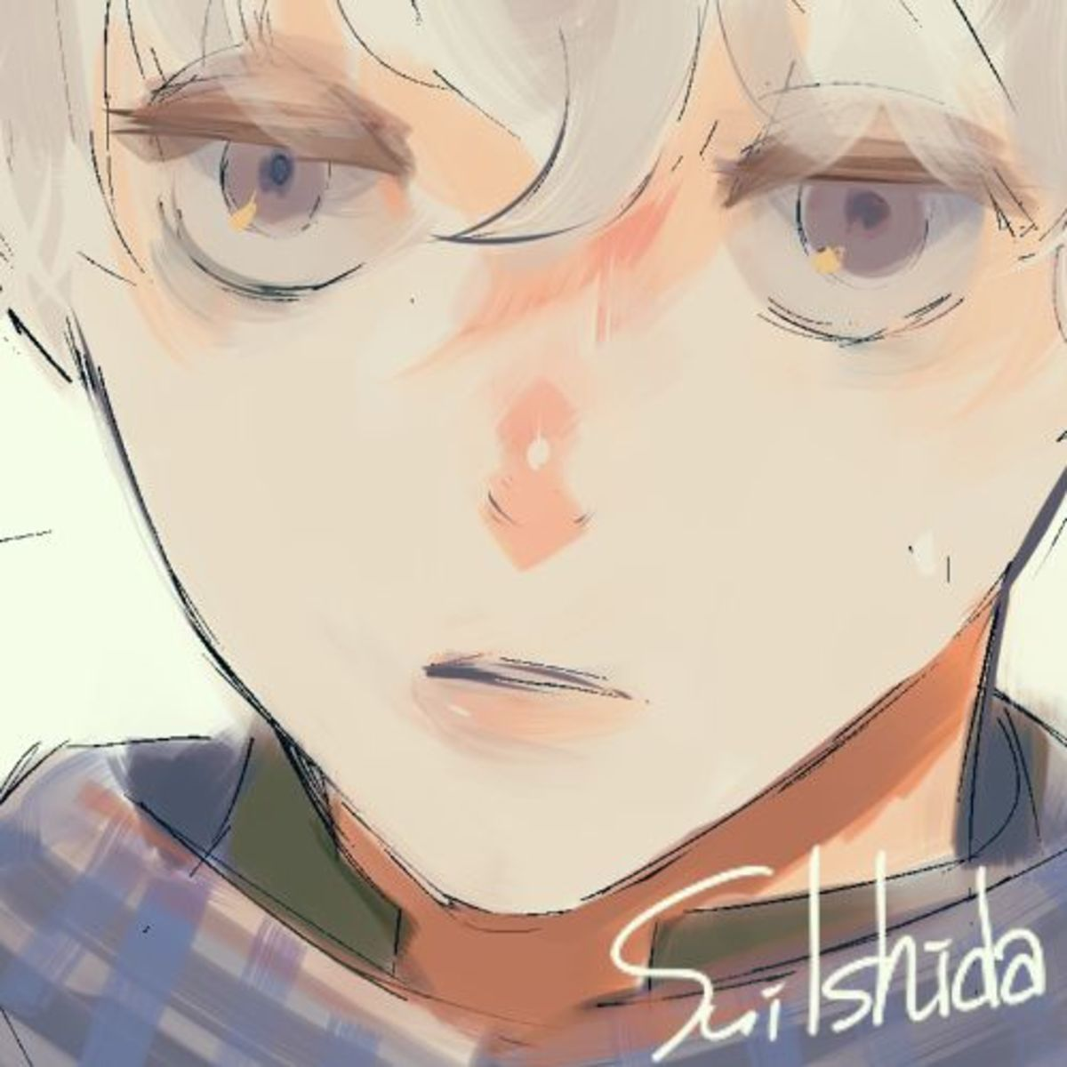 One of Ishida's profile pictures on Twitter.