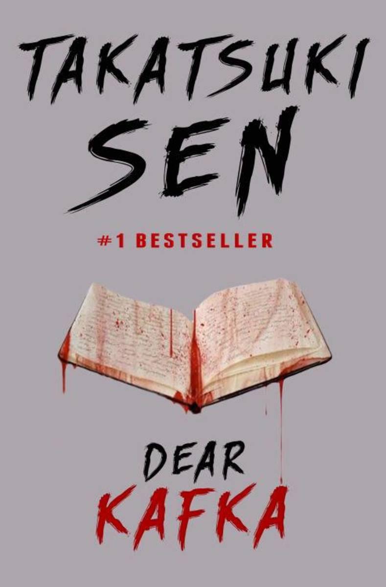 """Takatsuki Sen's (Eto's) book """"Dear Kafka""""."""