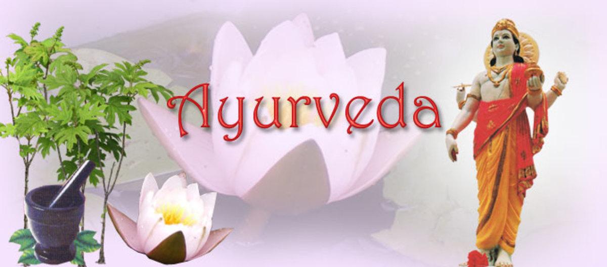 Lord Dhanvantari, God of Ayurveda