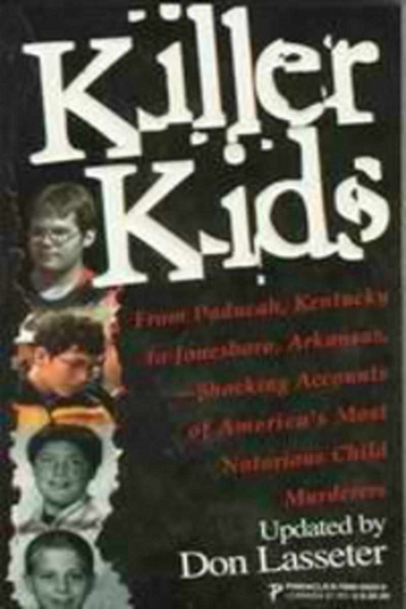 Killer Kids by Don Lasseter