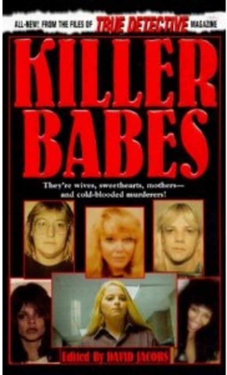 Killer Babes edited by David Jacobs