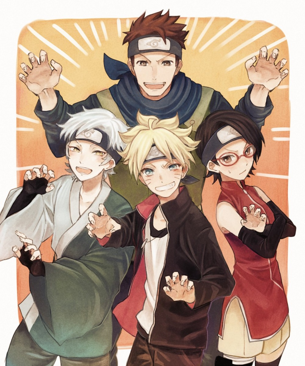 Team Konohamaru.