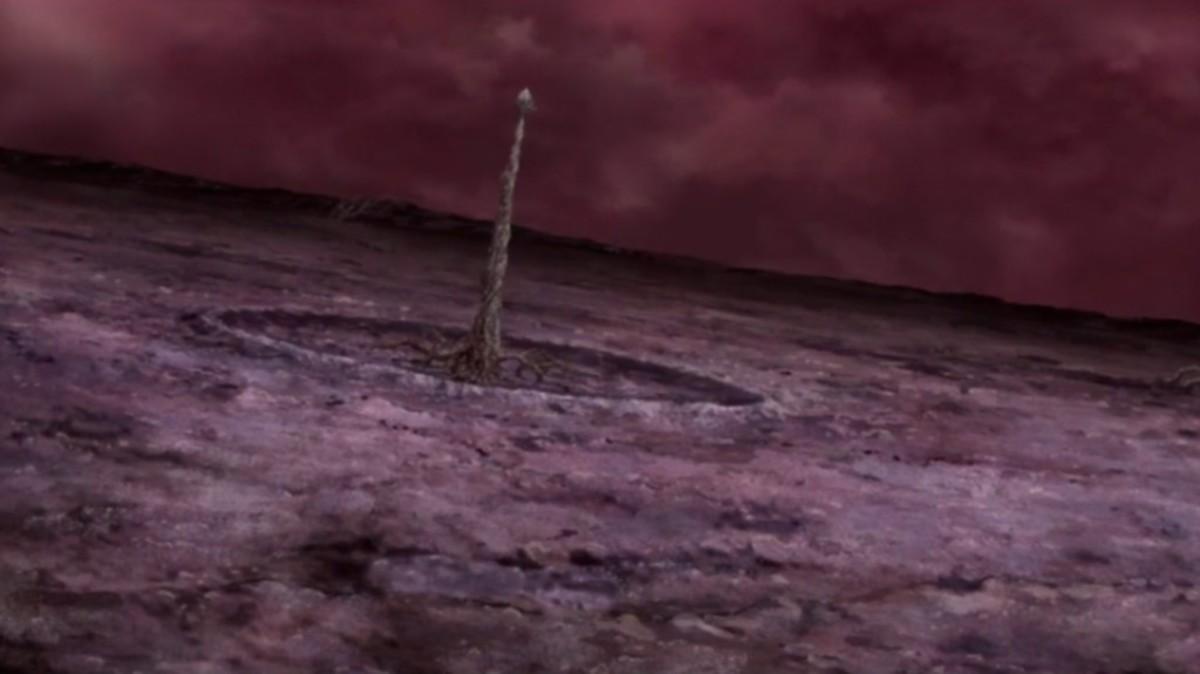 Momoshiki's Planet.
