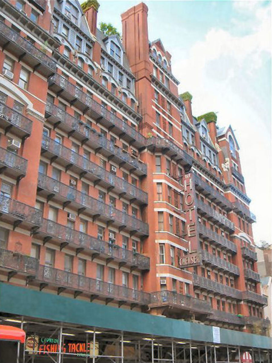 Haunted Hotels in New York City